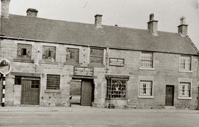 The Forge Building, Town Street, Duffield, c 1960s