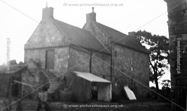 Manor Farm, Duffield Bank, Duffield, c 1960s