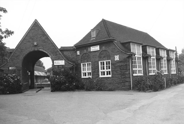 Somercotes School and Library 1989
