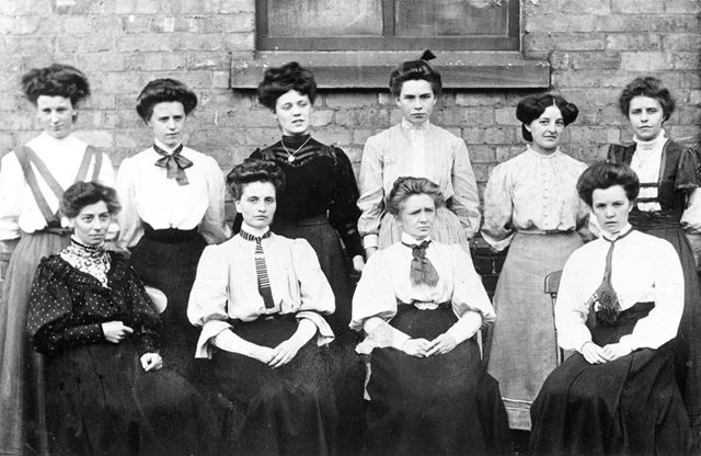 Somercotes Girls School Teachers