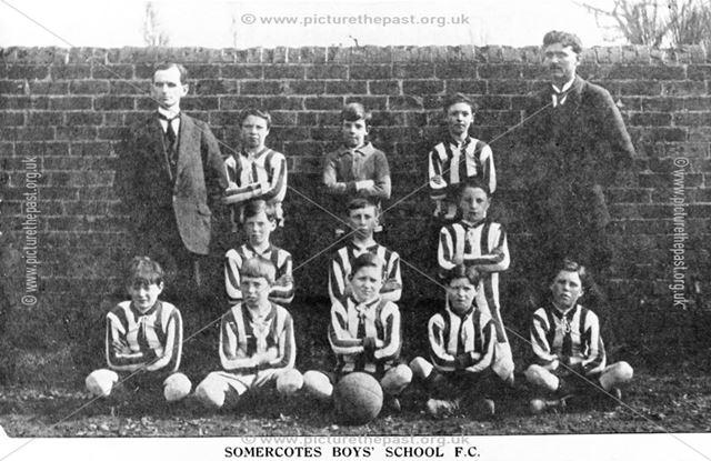 Somercotes Boys School Football Club