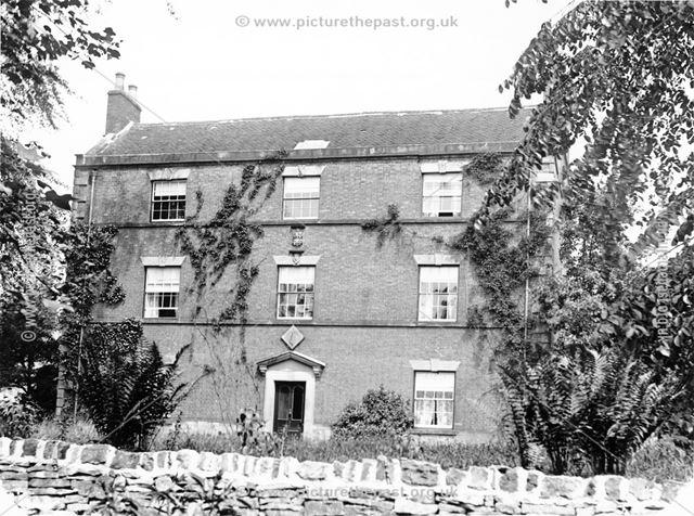 Waingroves Hall