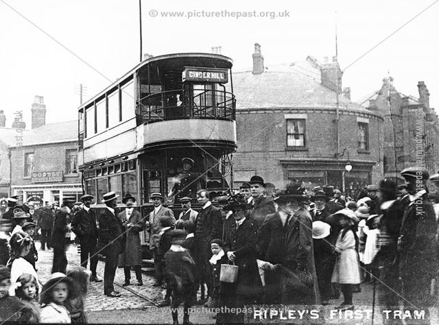 Ripley's First Tram