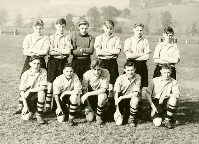 Belper Boys Football Team