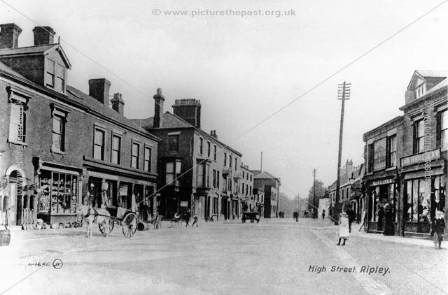 High Street, Ripley