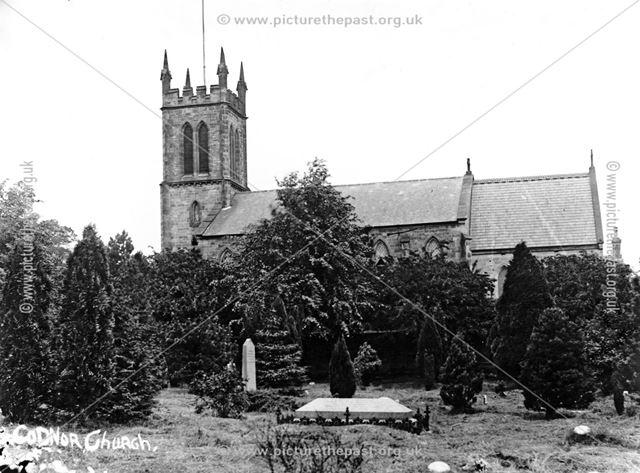 St James' Church, Crosshill
