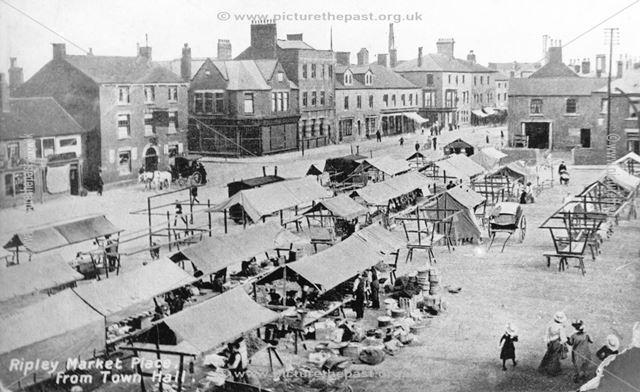 Market day, Ripley