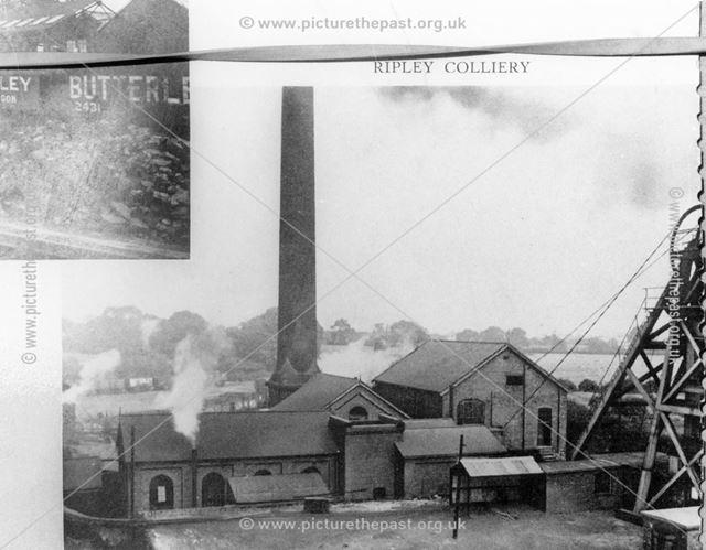 Ripley Colliery