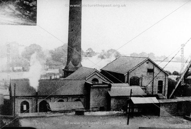 Ripley Pit c 1900