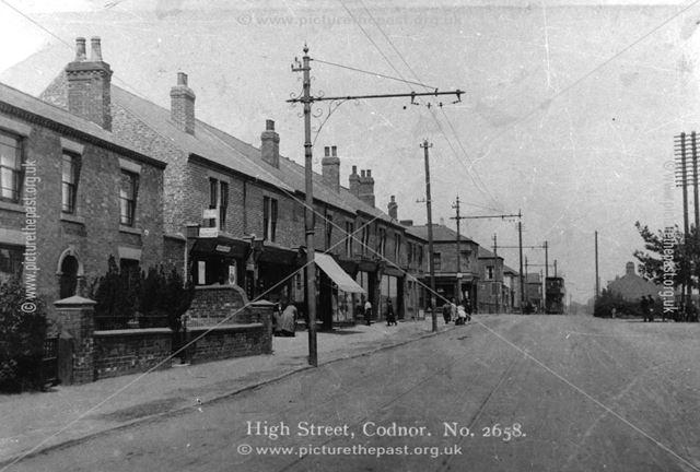 High Street, Codnor