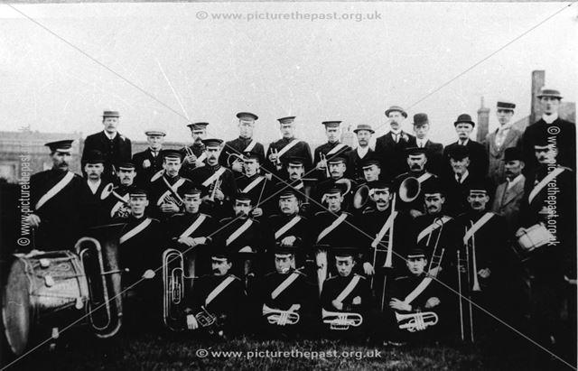 Codnor band
