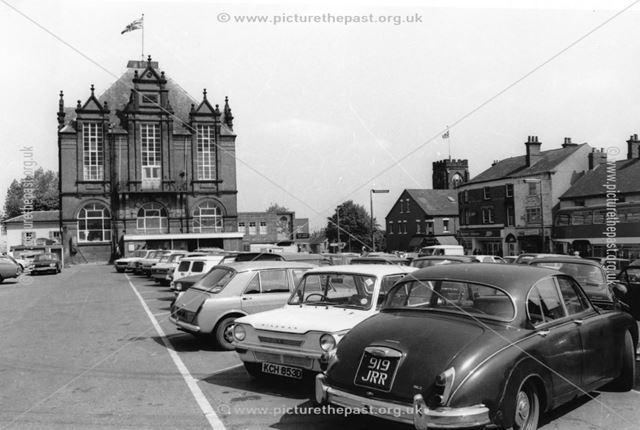 Ripley Market place 1960's