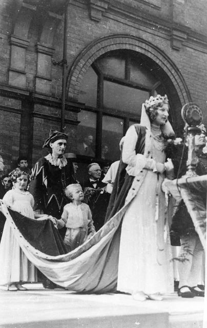 Ripley carnival 1932