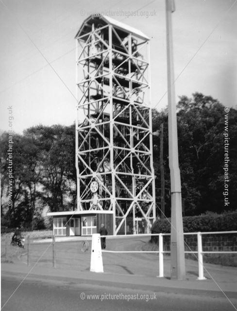 'Wulpa' Lift Park, Butterley, Ripley, 1961