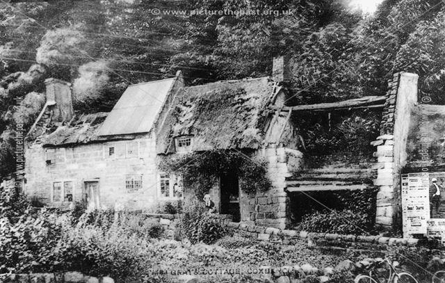 Mrs Gray's cottage, Coxbench