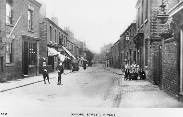 Oxford Street, Ripley