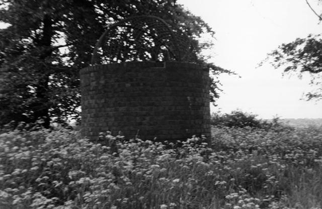 Air Vent to Cromford Canal, off Coach Road, Ripley, 1982
