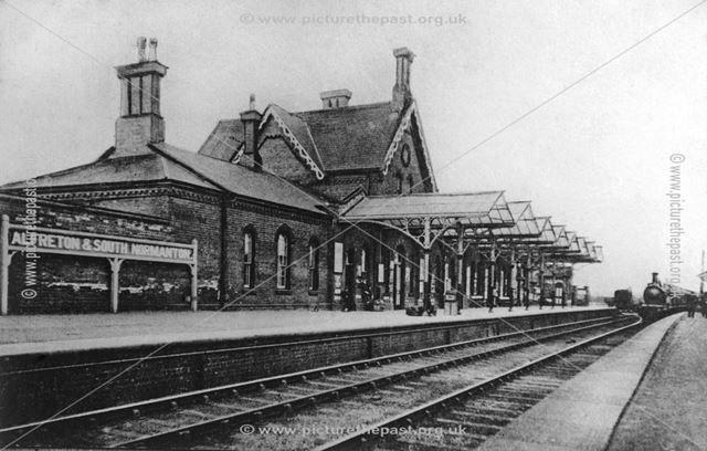 Alfreton and South Normanton Railway Station, Alfreton