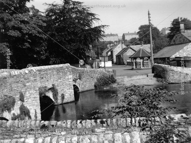 The Bridge at Ashford In The Water