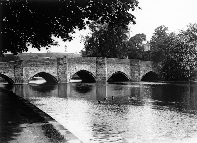 Holme Bridge, New Lumford, Bakewell