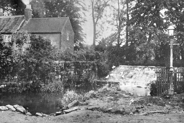 Cottages at Mill Green, Duffield