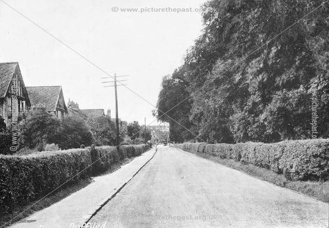 Wirksworth Road, Duffield
