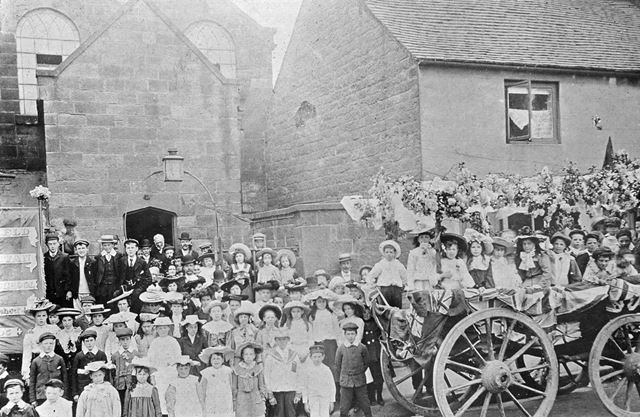 Wagonette Party, Duffield