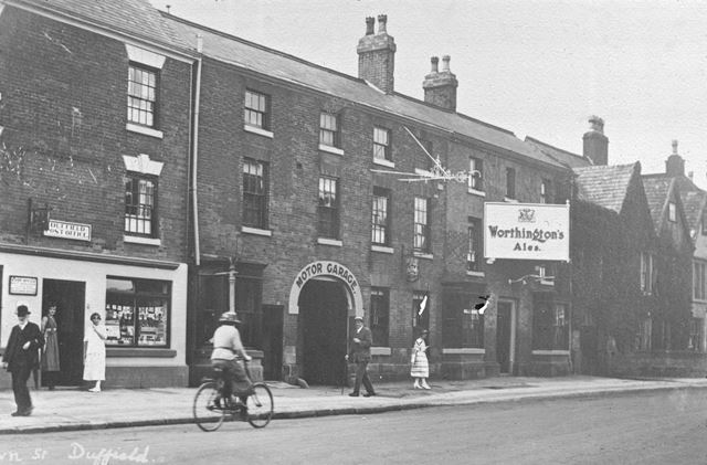The White Hart, Town Street, Duffield