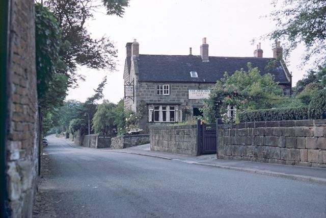 Hazelwood Road, Duffield, 1961