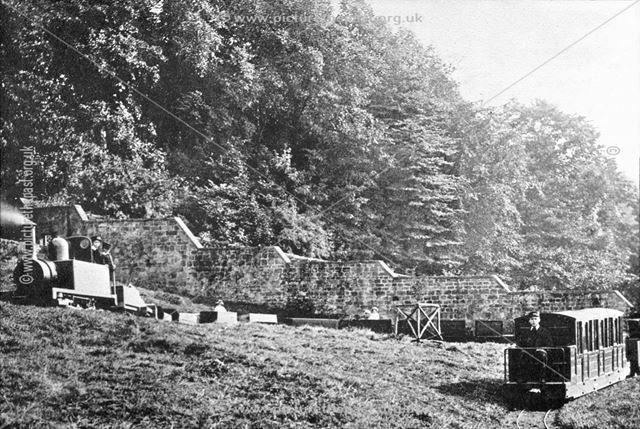 Duffield Bank Railway, Duffield, c 1880s