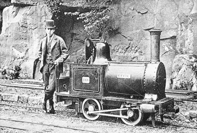 Duffield Bank Railway, 1875