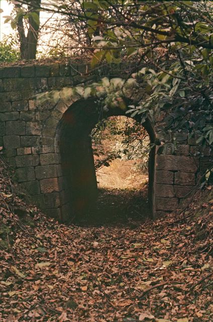 Tunnel, Duffield Bank Railway, Duffield