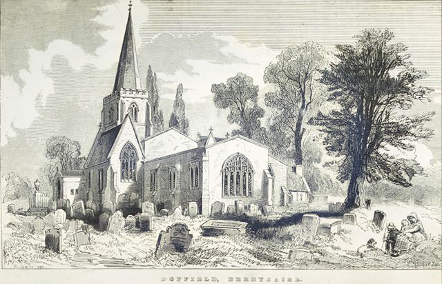 St Alkmund's Church, Church Drive, Duffield