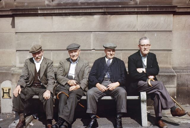Duffield Senior Citizens, c 1980s ?