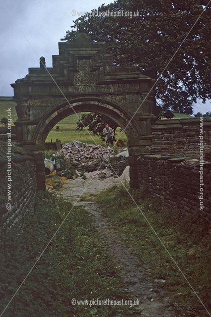Bradshaw Hall, Chapel en le Frith, c 1980s
