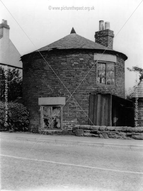 The Round House, Smalley Village, Derbyshire, 1950