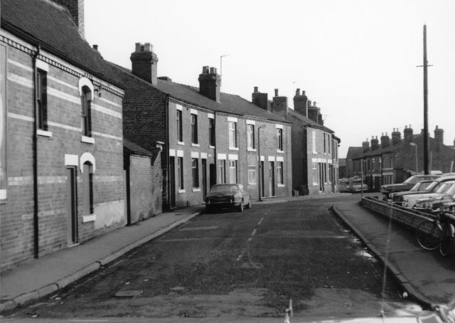 Crossley Street, Ripley, c 1970s