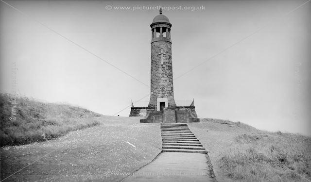 Crich Stand, Crich, c 1950