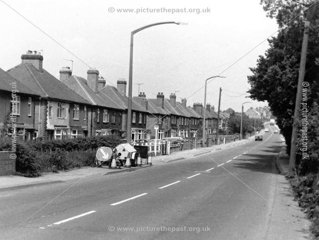 Newlands Road, Riddings, 1979