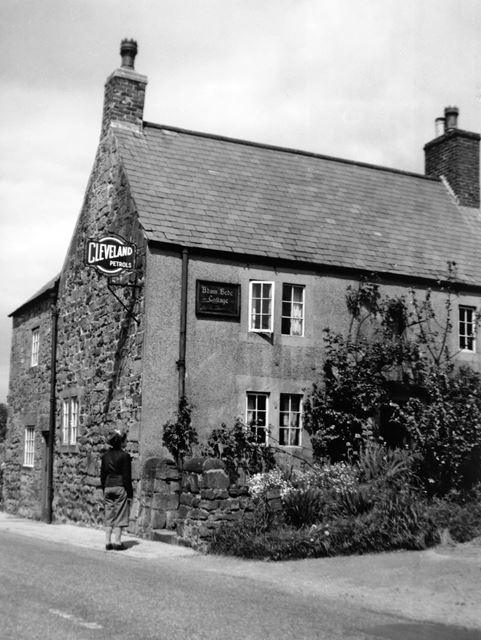 Adam Bede's Cottage, Derby Road, Wirksworth, c 1950s?
