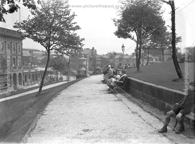 The Slopes, Buxton