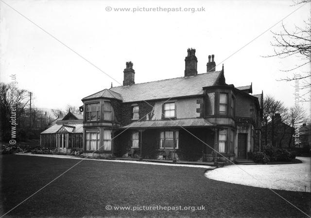 Burbage Hall, Buxton