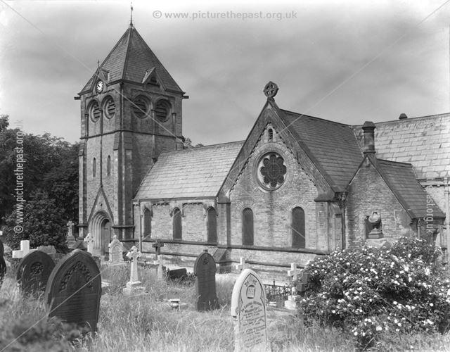 Christ Church, Burbage, Buxton