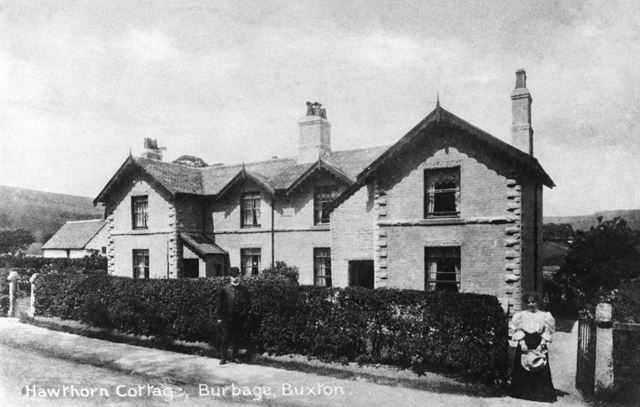 Hawthorn Cottage, Macclesfield Road, Burbage, c 1910 ?