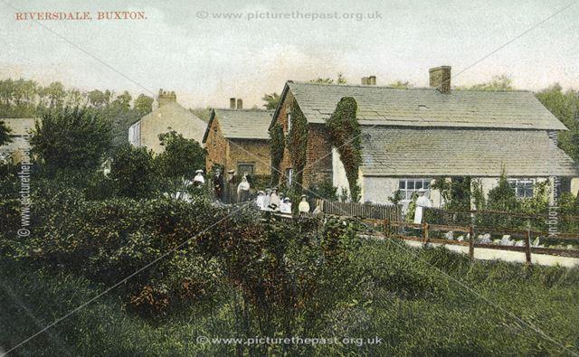 Riversdale, Burbage, c 1904