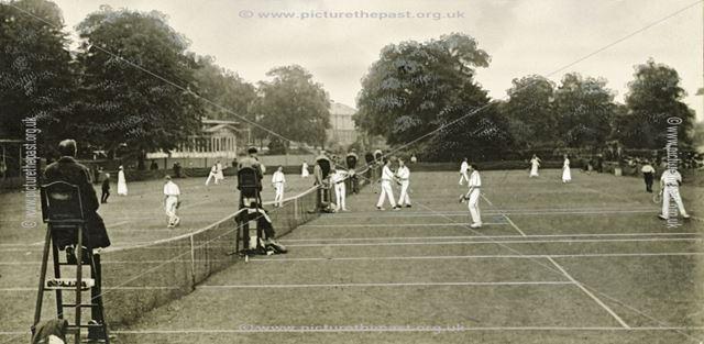 Pavilion Gardens Tennis Tournament