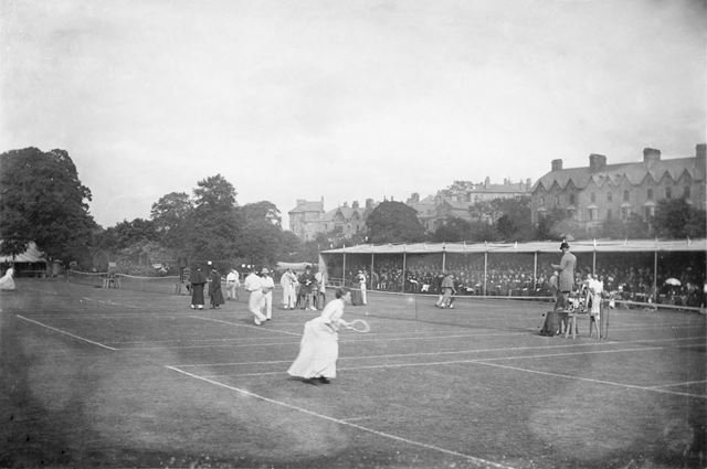 Pavilion Gardens Tennis Tournament