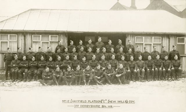 Hayfield Home Guard, 1940