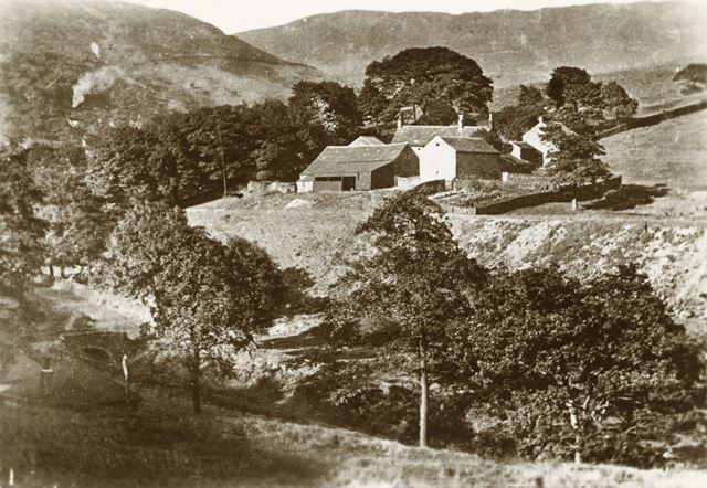 Booth Farm, Kinder Valley, Hayfield, 1920s