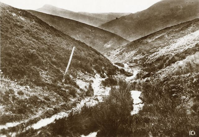 Mount Famine, Kinder, Hayfield, 1920s